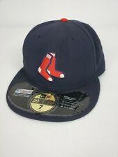 New Era 59Fifty Boston Red Sox Fitted Hat Size 7 NWT