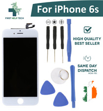 "For iPhone 6s 4.7"" LCD Display Touch Screen Digitizer Unit White New With Tools"