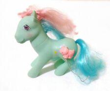 1990 MLP My Little Pony - Precious Li'l Pocket Piggy Bank NO COIN VERY RARE