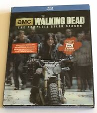 THE WALKING DEAD LIMITED EDITION LENTICULAR COLLECTOR COMPLETE 6 SEASON
