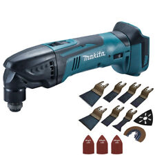 Makita DTM50Z 18V Li-ion Oscillating Multitool with 39 Piece Accessories Set
