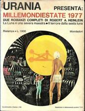 (Robert A. Heinlein) Millemondiestate 1977 1977 Mondadori urania millemondi