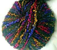 10 pelotes laine mohair velours couleur noire  - magnifique!!!!!