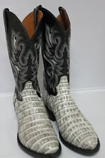 DAN POST CAIMAN R TOE BOOT Men's Size 10D