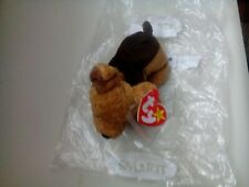 Ty beanie babies collection. Tuffy. D.o.b. Oct. 12th 1996.