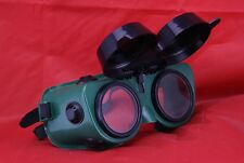 Prosafe Welding Safety Goggles Lift Up Shade-5 Solder Grinding Cutting (2 Pack)