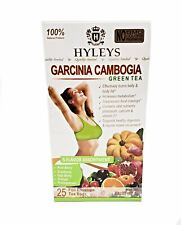 Hyleys Garcinia Cambogia 5 Flavor Assortment Tea 25 teabags