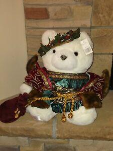 1994 Limited Edition Santabear Dayton Hudson 2069/2500 10th Anniversary Santa Be