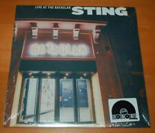 Sting - Live At The Bataclan - 2017 RSD Vinyl LP
