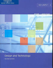 Design and Technology: VCE Units 1-4 by Jill Livett, Jacinta O'Leary (Paperback…