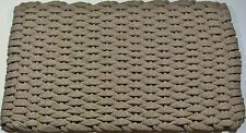 """Rockport Rope Doormats 20 ' x 30""""  $49.99 100% Made in USA"""