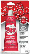 Shoe Goo CLEAR Shoe repair 3.7 OZ. Tube NEW