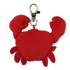 Aurora World Plush - Sea Life Clip-On - CRAB (6 inch) - Stuffed Animal Toy - New
