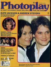 KATE JACKSON ANDREW STEVENS CHEYL TIEGS ANDY GIBB DONNA SUMMER  PHOTOPLAY 1979