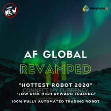 AF-Global Expert V2 2019 Fully Automated MT4 Trading System / Strategy