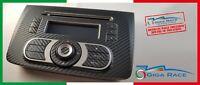 adesivi auto alfa romeo mito tasti autoradio sticker decal carbonlook cover 4D