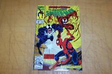 MARVEL COMICS AMAZING SPIDER-MAN 362  2nd APP CARNAGE VENOM 1992