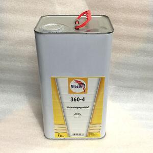 Glasurit Blechreinigungsmittel 360-4 Incolore 5 Litre