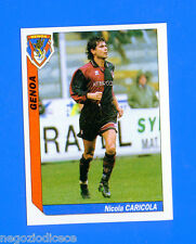 TUTTO CALCIO 1994 94-95 - Figurina-Sticker n. 119 - CARICOLA - GENOA -New