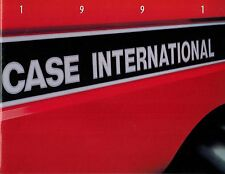 "CASE INTERNATIONAL BUYER'S GUIDE ""NEW"" 1991"