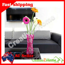 Pink1 design Foldable Recyclable Durable plastic flower
