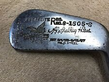AG Spalding Bros. REG 8-1505S Kro-Flight Sweet Spot 2-Iron. Original. Vintage.