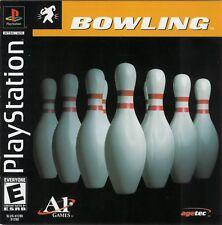 Brunswick Circuit Pro Bowling (2000) Brand New Factory Sealed USA Playstation