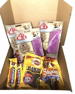Dog Treat Box - Close To Or Expired Treats - Great Value