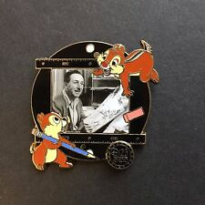 Pin 72484 D23 Expo 2009 - One Man's Dream - Animation Chip Dale Disney Pin 72484