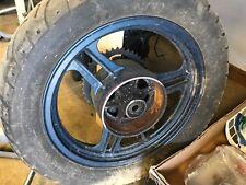 Rear wheel sprocket and cush drives Kawasaki Ninja 500 EX500A 87-93