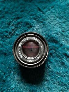 Pentacon Auto 1.8/50 MC 50mm F/1.8 Camera Lens M42 Mount Like Meyer Oreston