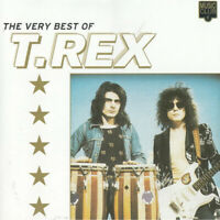 The Very Best Of T.Rex T-Rex TRex T Rex - NEW Music CD Compact Disc New Sealed