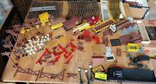 *Bundle* Lionel Red Wood Valley Express Model Train Set