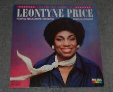 Leontyne Price~God Bless America~National Philharmonic Orchestra~Inner & Insert