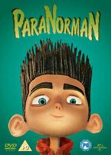ParaNorman DVD (2016) NEW