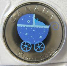 RCM - 2010 - 25-cent - Baby Carriage - NBU - Original Sealed - One Coin