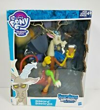 "My Little Pony Guardians of Harmony Fan Series Discord Figure 11"" NIB"
