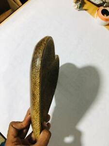 Heart Shaped wooden ornament from Sri Lanka