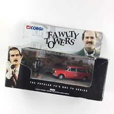 Fawlty Towers Corgi Die Cast Gourmet Night Austin 1300 & Basil 1:43 Scale BBC TV