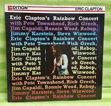 Eric Clapton's Rainbow Concert - Pete Townshend 2479 274 Vinyl Record LP