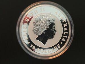10oz silver coin - Perth Mint 2011 Koala - Mint Condition - Rare