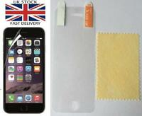 12 Clear 6/6S Plastic Screen Guard LCD Protector Film Layer For Apple iPhone
