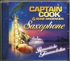 CAPTAIN COOK & SEINE SINGENDEN SAXOPHONE - romantische Traummelodien