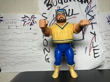 WWF Akeem Hasbro Wrestling Figure WWE 1990 Series 1 The African Dream WCW OMG