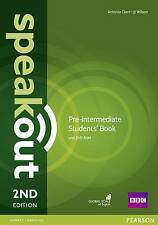 Speakout Pre-Intermediate 2nd Edition Students' Book and DVD-ROM Pack, Wilson, M