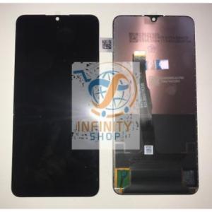 SCHERMO VETRO DISPLAY LCD TOUCH PER HUAWEI P30 LITE NERO MAR-LX1M LX2J MAR-LX1A