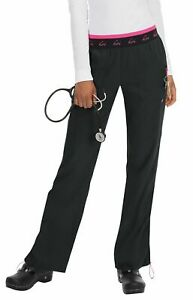 Koi Scrubs Women's PETITE Spirit Elastic Waist Slim Fit Pant