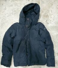 ABERCROMBIE AND FITCH KIDS KEMPSHALL HOODED DOWN JACKET BOYS SIZE LARGE RARE!!!!