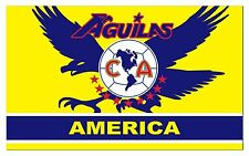 Bandera Club America Las Aguilas Flag Futbol Soccer 3' X 5' Feet/Pies Liga MX