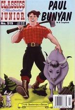 Paul Bunyan (Classic Illustrated Junior No. 519)